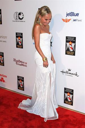 Kristin Chenoweth The American Humane Association's Hero Dog Awards on October 6, 2012