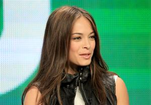 Kristin Kreuk - Beauty And The Beast panel at TCA Summer Press Tour - Los Angeles, Jul. 30, 2012