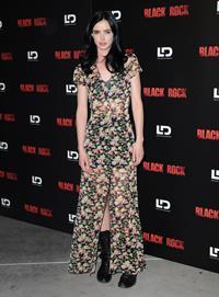Krysten Ritter Screening of  Black Rock  at Arclight Hollywood - May 8, 2013