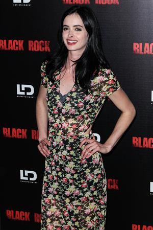 Krysten Ritter Screening of  Black Rock  at Arclight Hollywood - May 8, 2013