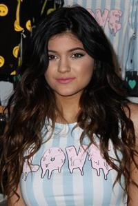 Kylie Jenner – PacSun Holiday Collection launch 11/9/13