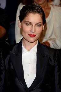 Laetitia Casta Dolce & Gabbana - Front Row - Milan Fashion Week (Sep 23, 2012)