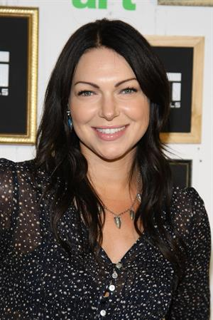 Laura Prepon - The Kitchen premiere at GenArt film fest in NY August 14, 2012