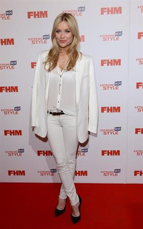Laura Whitmore FHM 100 Sexiest Women In The World 2013 Party - London, May 1, 2013