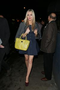 Laura Whitmore in London - October 18, 2012