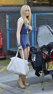 Laura Whitmore - At ITV Studios in London - August 6, 2012