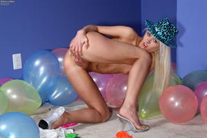 Rebecca Blue - Balloon Party
