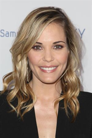 Leslie Bibb PaleyFest Icon Award 2013 (Feb 27, 2013)