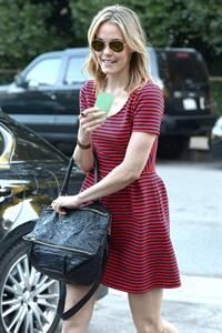 Leslie Bibb at a private party in Beverly Hills 3/13/13