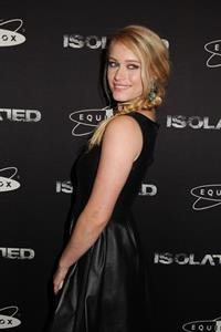 Leven Rambin  Isolated  Los Angeles Premiere -- Apr. 18, 2013