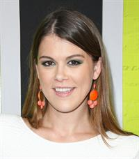 Lindsey Shaw - The Perks Of Being A Wallflower Premiere in Los Angeles - September 10, 2012