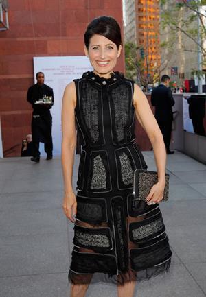 Lisa Edelstein 2013 MOCA Gala - MOCA Los Angeles Presents 'Yesssss!' - Los Angeles, Apr. 20, 2013