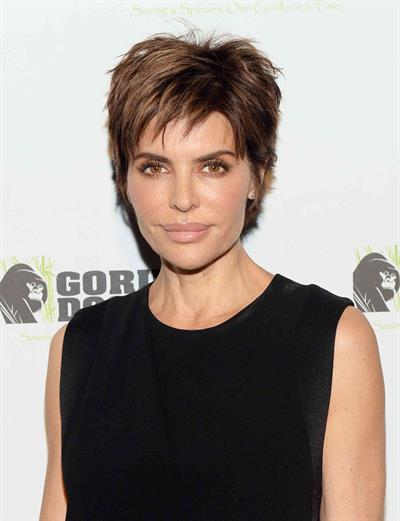 Lisa Rinna Gorilla Doctors of Africa Benefit Event (November 4, 2013)
