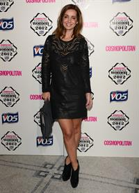 Louise Redknapp Cosmo Ultimate Women Awards, London - October 30, 2012