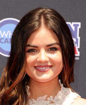 Lucy Hale 2013 Young Hollywood Awards, August 1, 2013