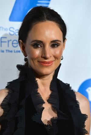 Madeleine Stowe The Saban Free Clinic's Gala at The Beverly Hilton Hotel November 19, 2012