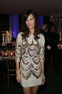 Mareva Galanter Babeth Djian Hosts Dinner For Rwanda To The Benefit Of A.E.M. (Dec 6, 2012)