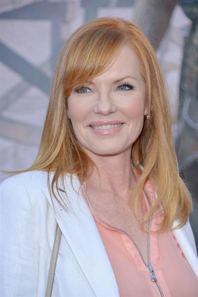 Marg Helgenberger  The Lone Ranger  World Premiere -- Anaheim, Jun. 22, 2013