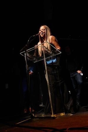 Mariah Carey 19th Annual Out 100 Awards in NYC 14.11.13