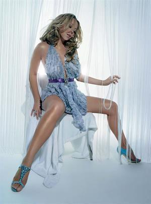 Mariah Carey - James Dimmock Photoshoot