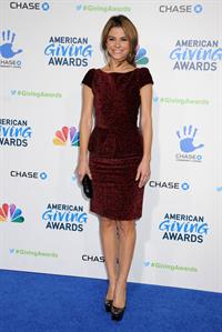 Maria Menounos  American Giving Awards at the Pasadena Civic Auditorium in Pasadena 12/7/12