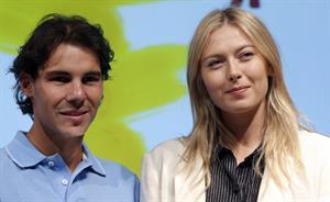 Maria Sharapova 2013 French Open draw ceremony in Paris May 24, 2013