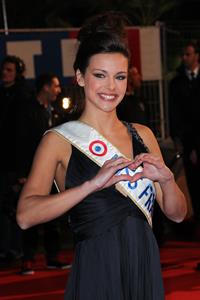 Marine Lorphelin 14th NRJ Music Awards in Cannes (Jan 26, 2013)