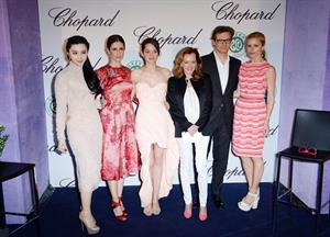 Marion Cotillard - Attends the Chopard Lunch at the 2013 Cannes Film Festival (May 17, 2013)