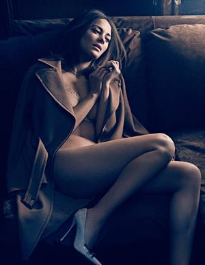 Marion Cotillard - Mikael Jansson Photoshoot 2009 For Interview Magazine