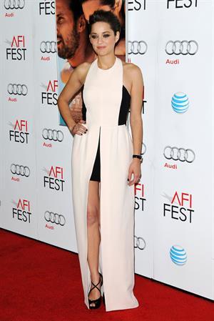 Marion Cotillard - Rust And Bone premiere At The 2012 AFI FEST November 3, 2012