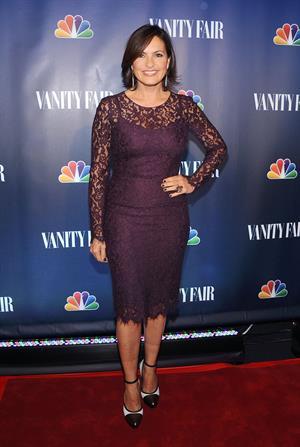 Mariska Hargitay NBC Fall Launch Party -- New York, Sep. 16, 2013