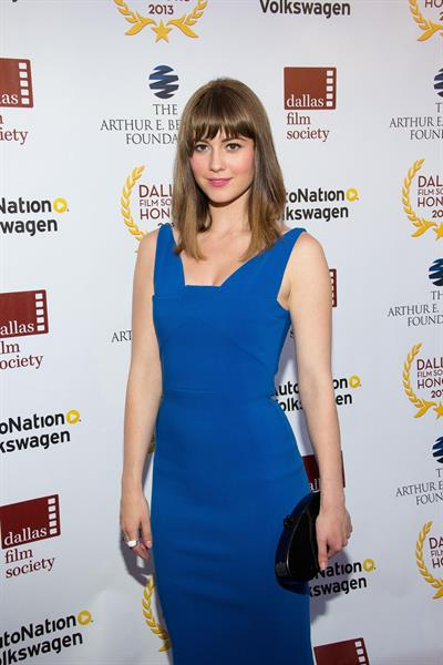 Mary Elizabeth Winstead Dallas International Film Festival, April 13, 2013