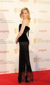 Melissa George - Arqiva British Academy Television Awards (BAFTA) 2012 in London (May 27, 2012)