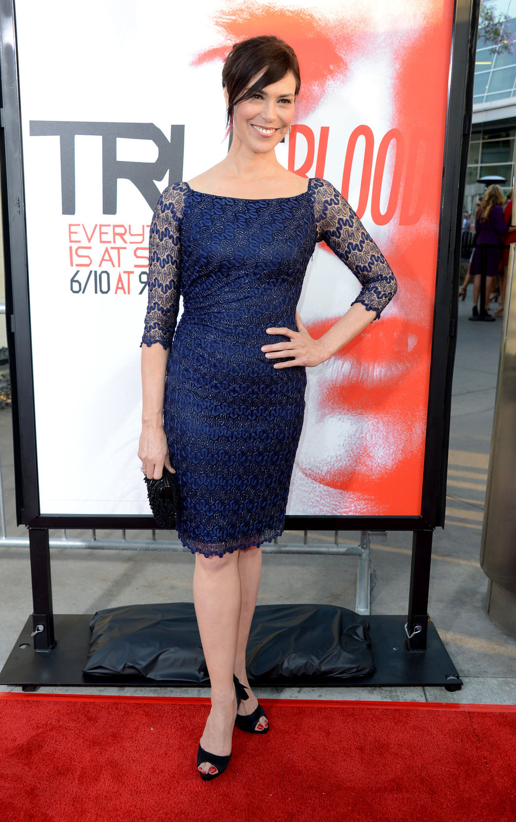 Michelle Forbes - True Blood Season 5 premiere in Los Angeles (May 30, 2012)