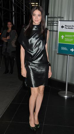 Michelle Monaghan screening of Fair Game at the Museum of Modern Art on October 6, 2010