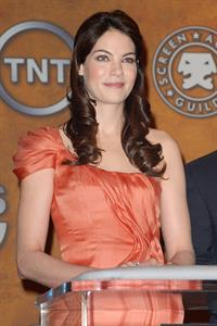 Michelle Monaghan at the Screen Actors Guild Awards Nominations announcement in Los Angeles