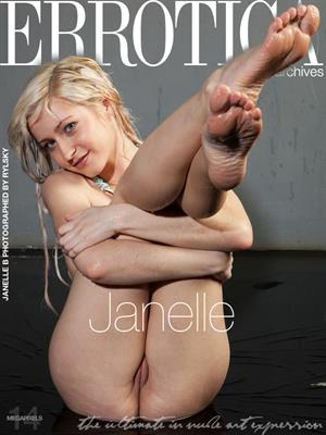 Janelle B in  Janelle  for Errotica Archives