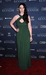 "Michelle Trachtenberg ""Killing Kennedy"" Premiere in Beverly Hills, November 4, 2013"