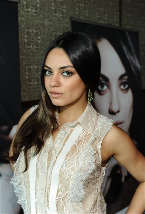 """""""We, oddly, both did a movie called — I did Friends With Benefits, he did a  movie called No Strings Attached,"""" Kunis told during a recent interview  with ..."""