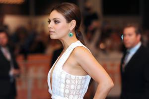 Mila Kunis  Third Person  Premiere at Toronto International Film Festival - Sep. 9, 2013