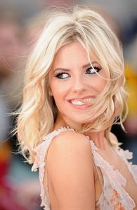 Mollie King premiere of Harry Potter and the Deathly Hallows Part 2 on June 7, 2011