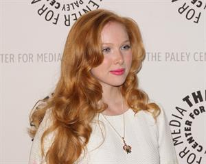 Molly Quinn The Paley Center For Media presents 'The Wait Is Over! Castle Is Back' - Beverly Hills Sep 30, 2013