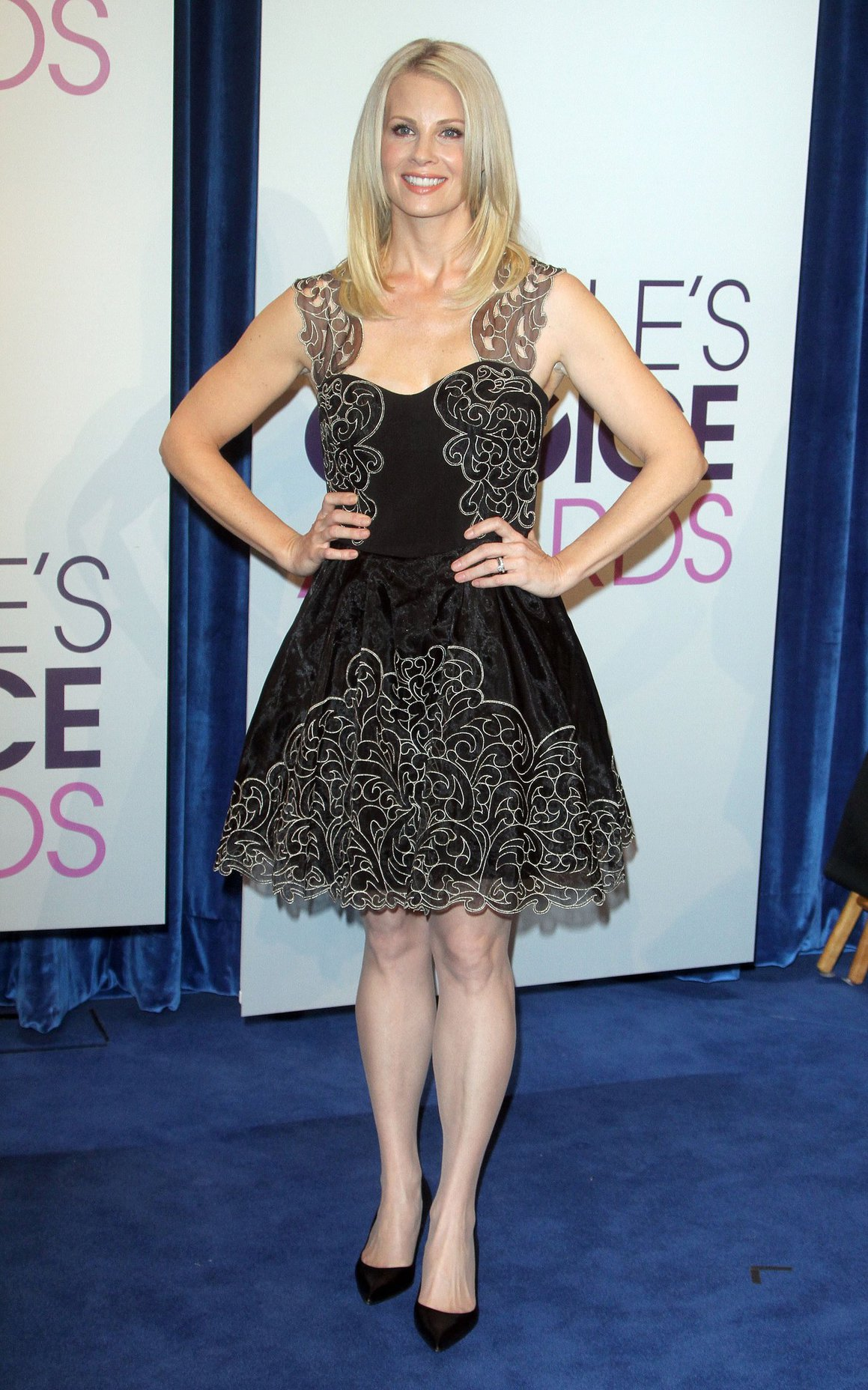 Monica Potter People's Choice Awards 2013 Nomination Announcements (November 15, 2012)
