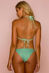 Natalie Jayne Roser in a bikini - ass