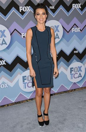 Natalie Zea 2013 Winter TCA FOAll-Star Party, Pasadena - January 8, 2013