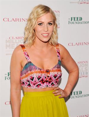 Natasha Bedingfield - Clarins Million Meals Concert For FEED, May 30, 2012