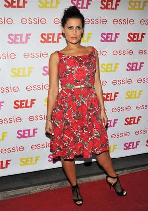 Nelly Furtado - Self Magazine Rocks The Summer in New York City (July 24, 2012)