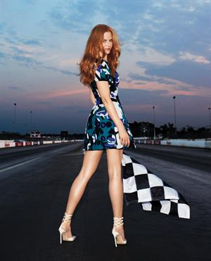 Nicole Kidman - By Terry Richardson For Harper's Bazaar November 2012