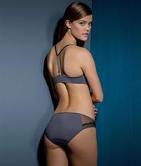 Nina Agdal Bare Necessities Calvin Klein Lingerie Collection 2013