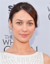 Olga Kurylenko launch of the Starz original Series 'The White Queen' in L.A. - July 25,2013
